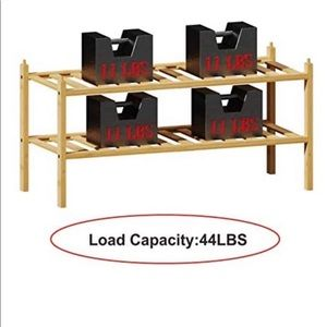Storage & Organization - New  bamboo Organizer Decor 🎀